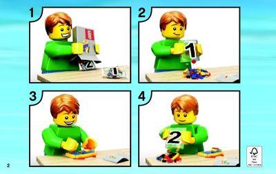 Lego City Starter Set 002