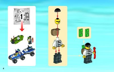 Lego City Starter Set 004