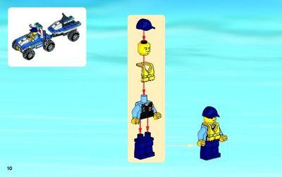 Lego City Starter Set 010