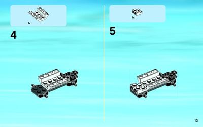 Lego City Starter Set 013