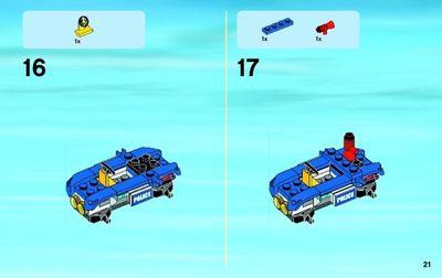 Lego City Starter Set 021