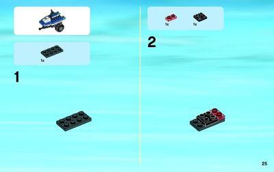 Lego City Starter Set 025