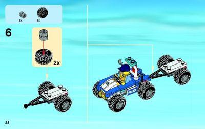Lego City Starter Set 028