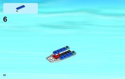 Lego City Starter Set 032