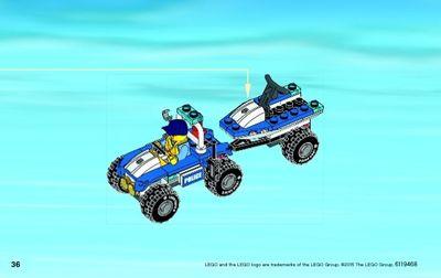 Lego City Starter Set 036
