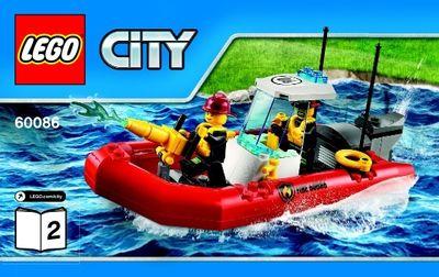 Lego City Starter Set 037