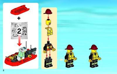 Lego City Starter Set 038