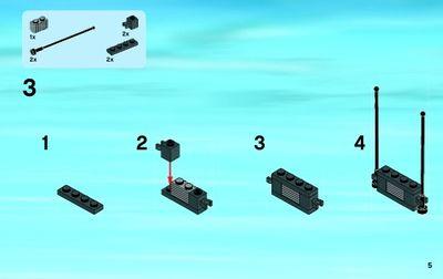 Lego City Starter Set 041