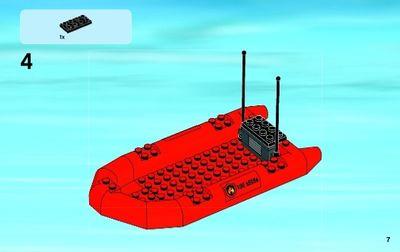 Lego City Starter Set 043