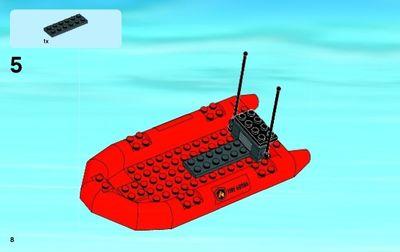 Lego City Starter Set 044