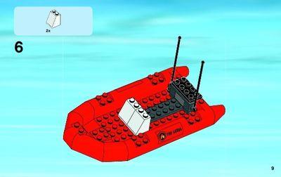 Lego City Starter Set 045