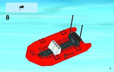 Lego City Starter Set 047