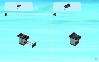 Lego City Starter Set 055