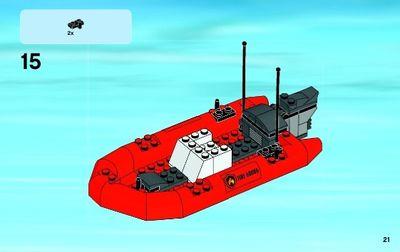Lego City Starter Set 057