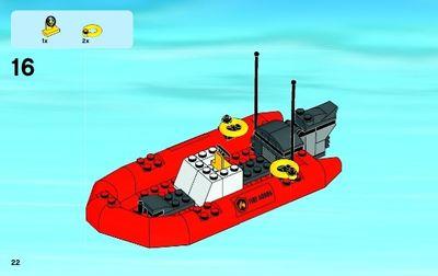 Lego City Starter Set 058