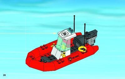 Lego City Starter Set 062