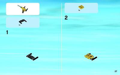 Lego City Starter Set 063