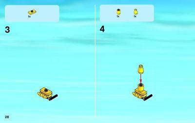 Lego City Starter Set 064