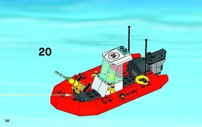 Lego City Starter Set 066