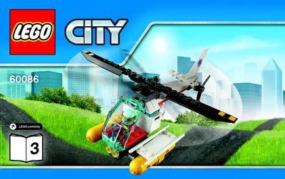 Lego City Starter Set 069