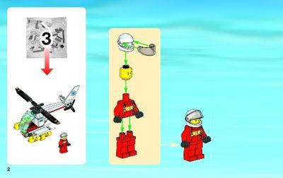 Lego City Starter Set 070