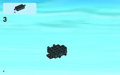 Lego City Starter Set 072