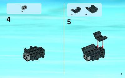 Lego City Starter Set 073