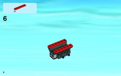 Lego City Starter Set 074