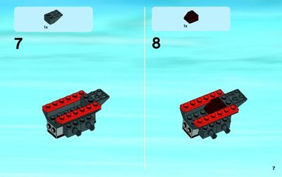 Lego City Starter Set 075