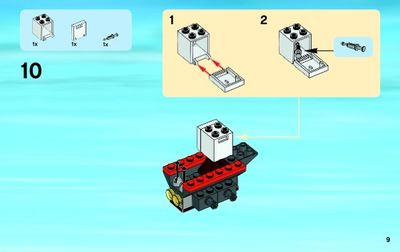 Lego City Starter Set 077