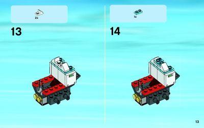 Lego City Starter Set 081