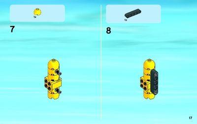 Lego City Starter Set 085