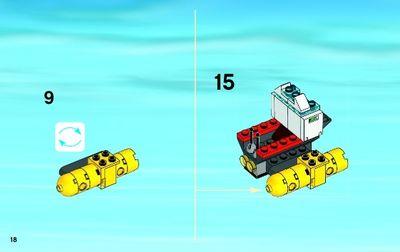 Lego City Starter Set 086