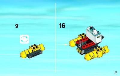 Lego City Starter Set 091
