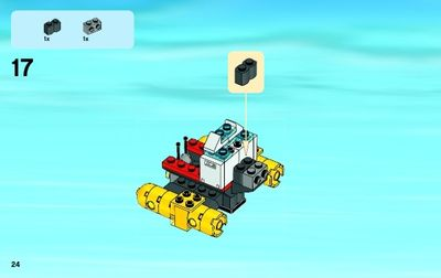 Lego City Starter Set 092