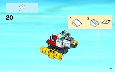 Lego City Starter Set 095
