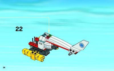 Lego City Starter Set 104