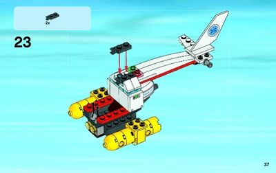 Lego City Starter Set 105