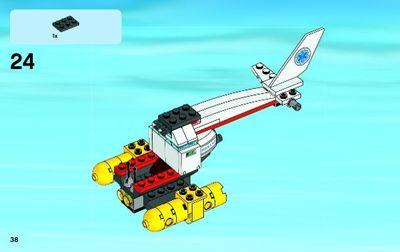 Lego City Starter Set 106