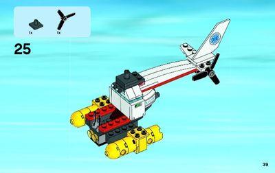 Lego City Starter Set 107