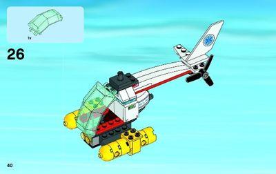 Lego City Starter Set 108