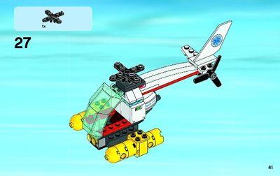 Lego City Starter Set 109