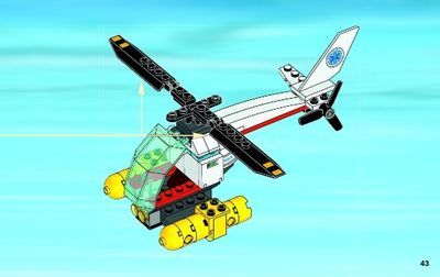 Lego City Starter Set 111