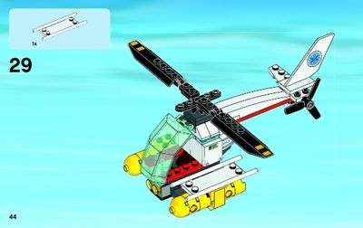 Lego City Starter Set 112