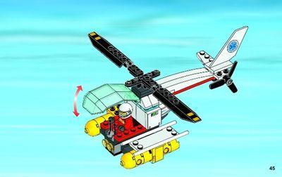 Lego City Starter Set 113