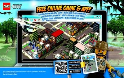 Lego City Starter Set 114