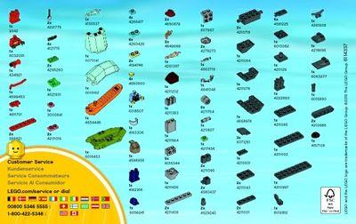 Lego City Starter Set 116