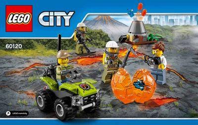 Volcano Starter Set 001