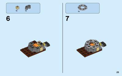 Volcano Starter Set 025