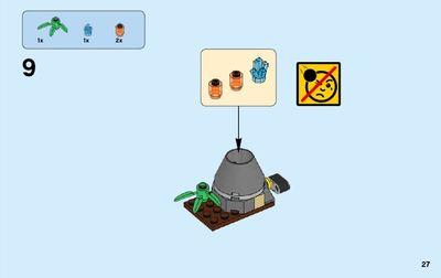 Volcano Starter Set 027